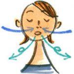 【口から5秒吐き鼻から5秒吸って】お腹やせと体重減少は生活習慣を変えなくて良い方法です。