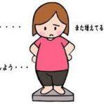 夏太りとは夏に太り冬に瘠せて体重減少をお伝えします。