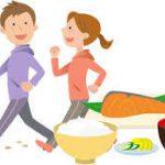体重減少は食事と運動で太らない体質の秘密です。